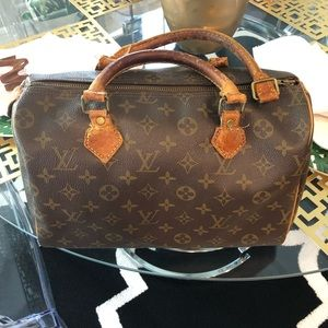 Authentic Louis Vuitton Speedy 30 vintage  bag